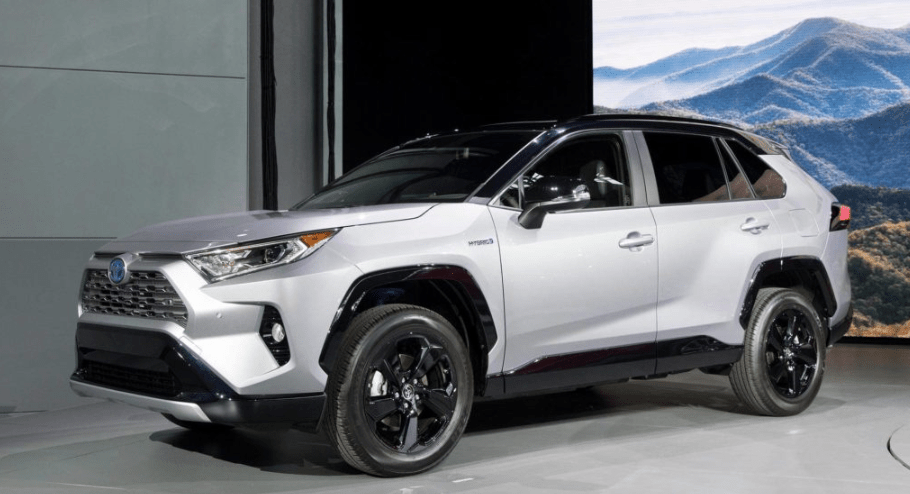 88 All New 2020 Toyota Rav4 Hybrid Review And Release Date