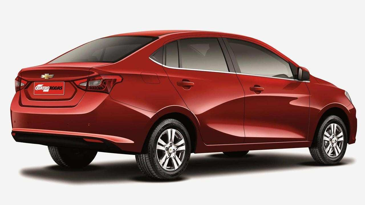 88 All New Chevrolet Onix Joy 2020 Concept and Review