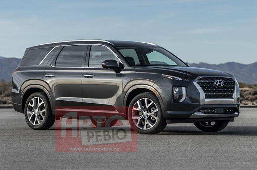 88 All New Hyundai Palisade 2020 Price In India Picture