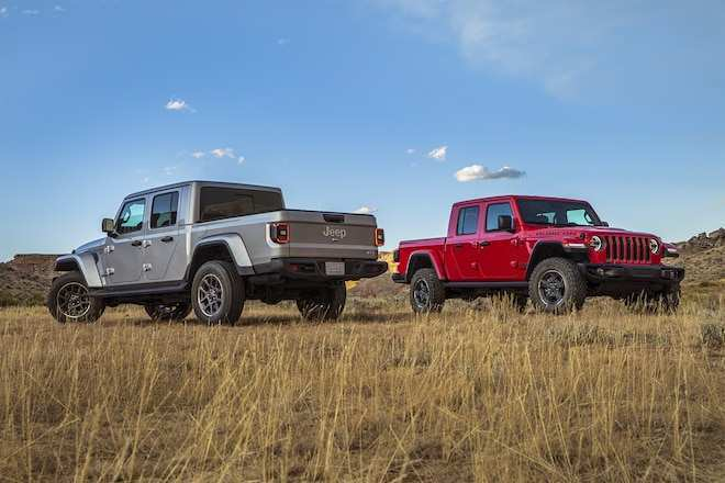 88 All New Jeep Pickup 2020 Msrp Exterior