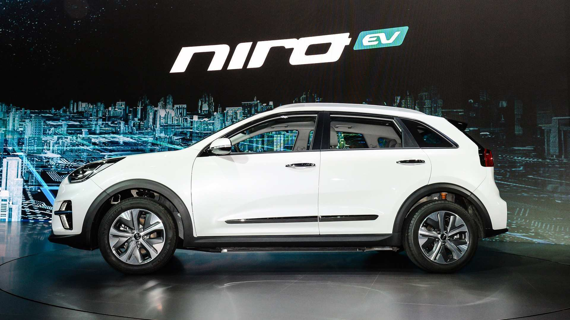 88 All New Kia Niro 2019 First Drive