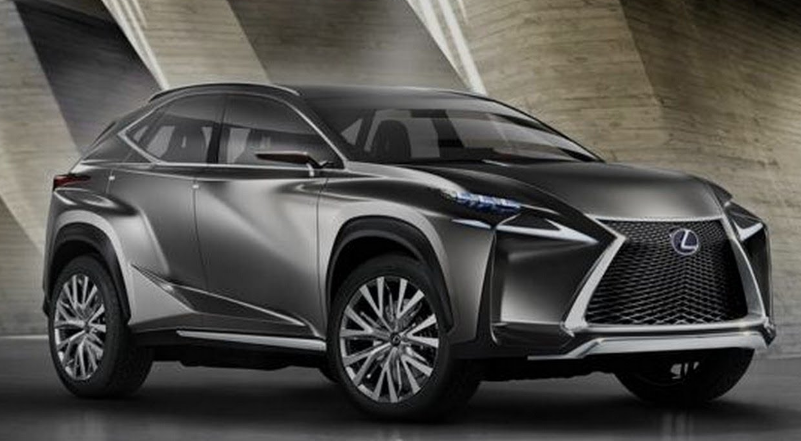 88 All New Lexus Rx 2020 First Drive