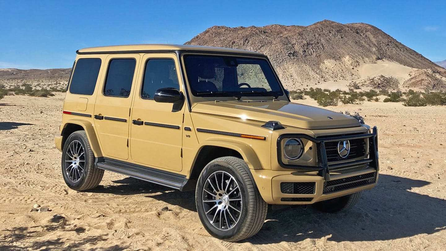 88 All New Mercedes 2019 G Wagon New Concept