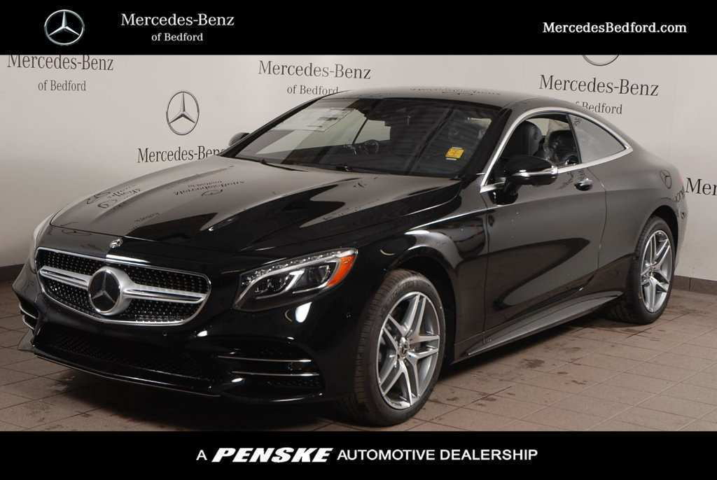 88 All New Mercedes S Class Coupe 2019 Redesign