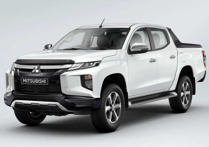 88 All New Mitsubishi Truck 2020 Rumors
