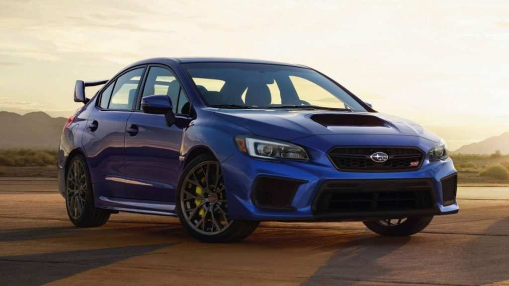 88 All New Subaru Wrx 2019 Release Date Price And Release Date