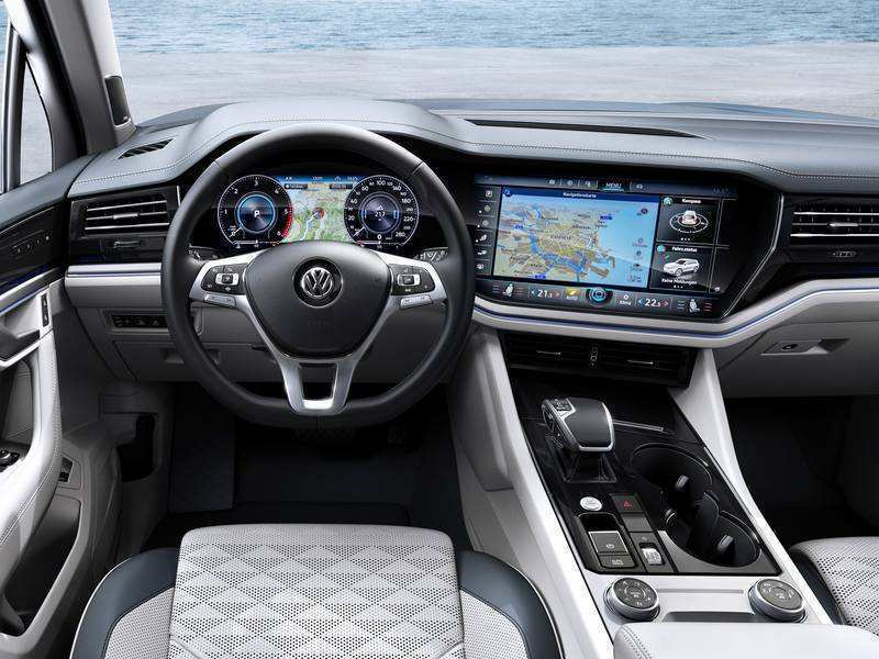 88 All New Touareg Vw 2019 Price And Release Date