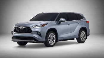 88 All New Toyota Kluger 2020 Interior Exterior