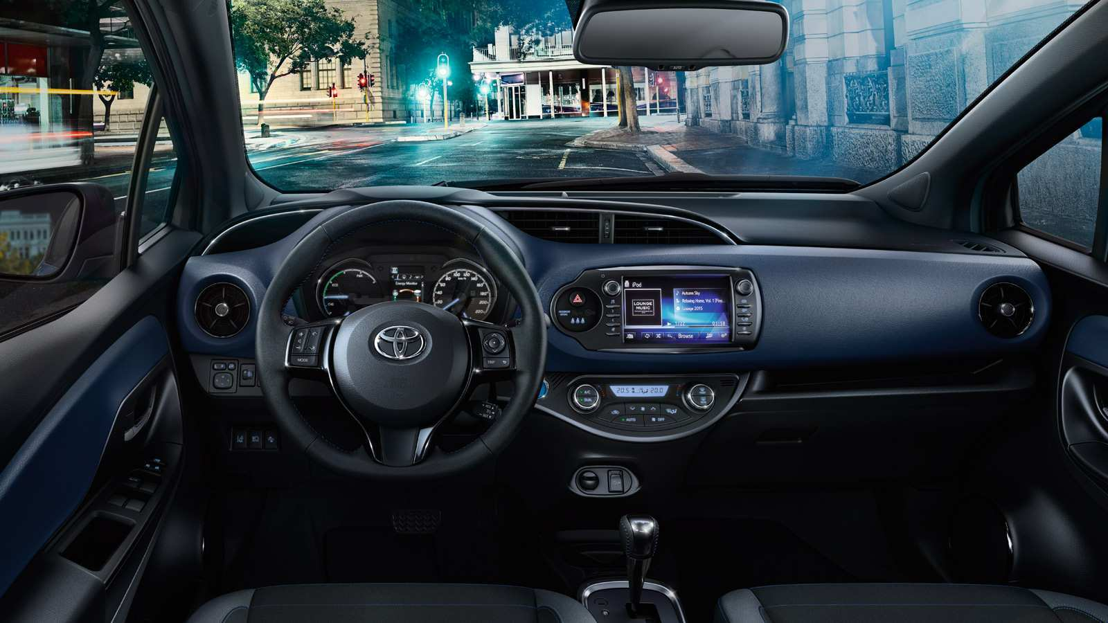 88 All New Toyota Yaris 2019 Interior History