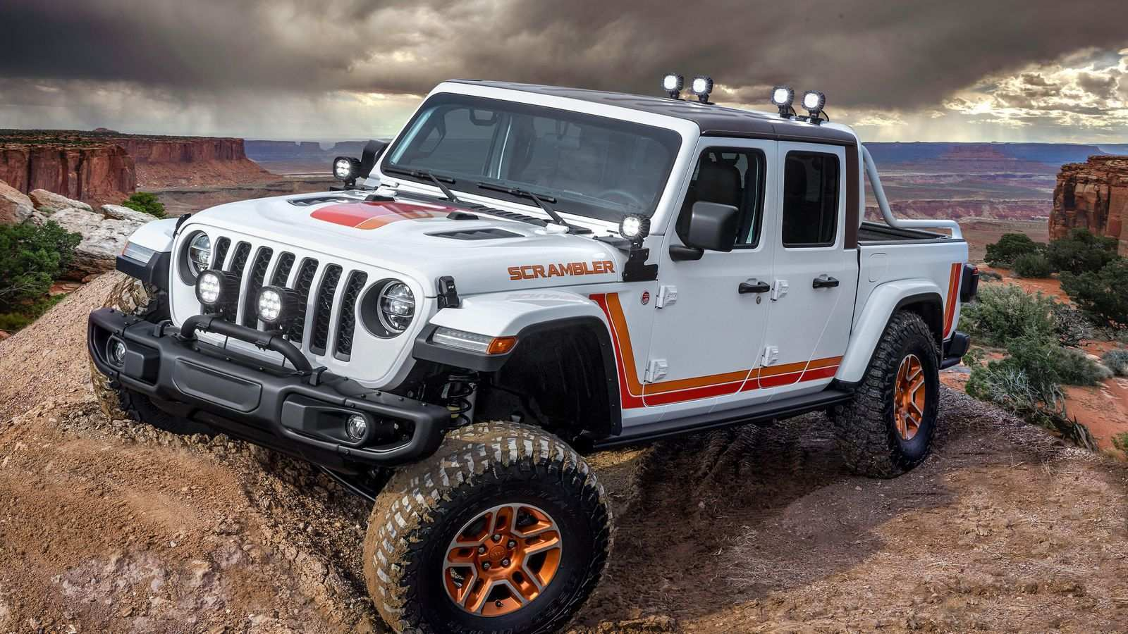88 Best 2019 Jeep Gladiator Redesign And Review