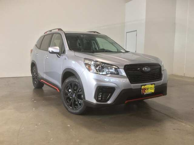88 Best 2019 Subaru Forester Sport Concept And Review