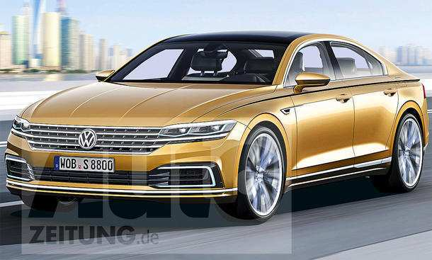 88 Best 2019 VW Phaeton Research New