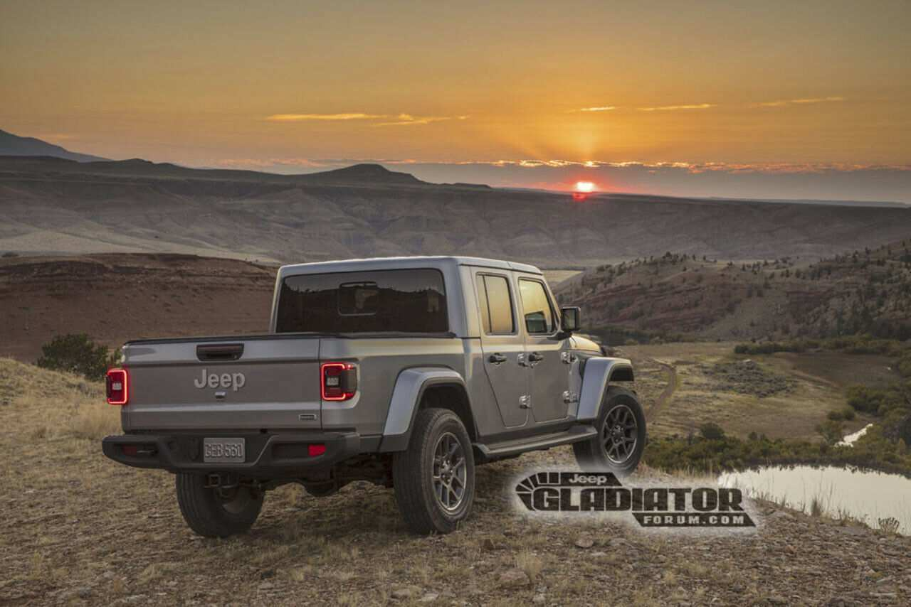 88 Best 2020 Jeep Gladiator Forum Redesign