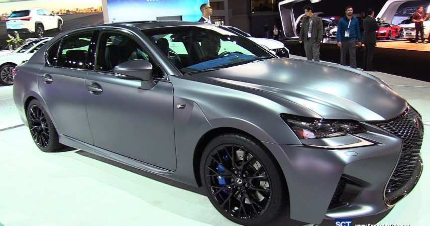 88 Best 2020 Lexus GS F Spesification