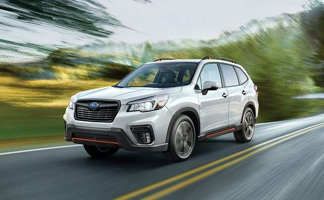 88 Best 2020 Subaru Lineup Speed Test