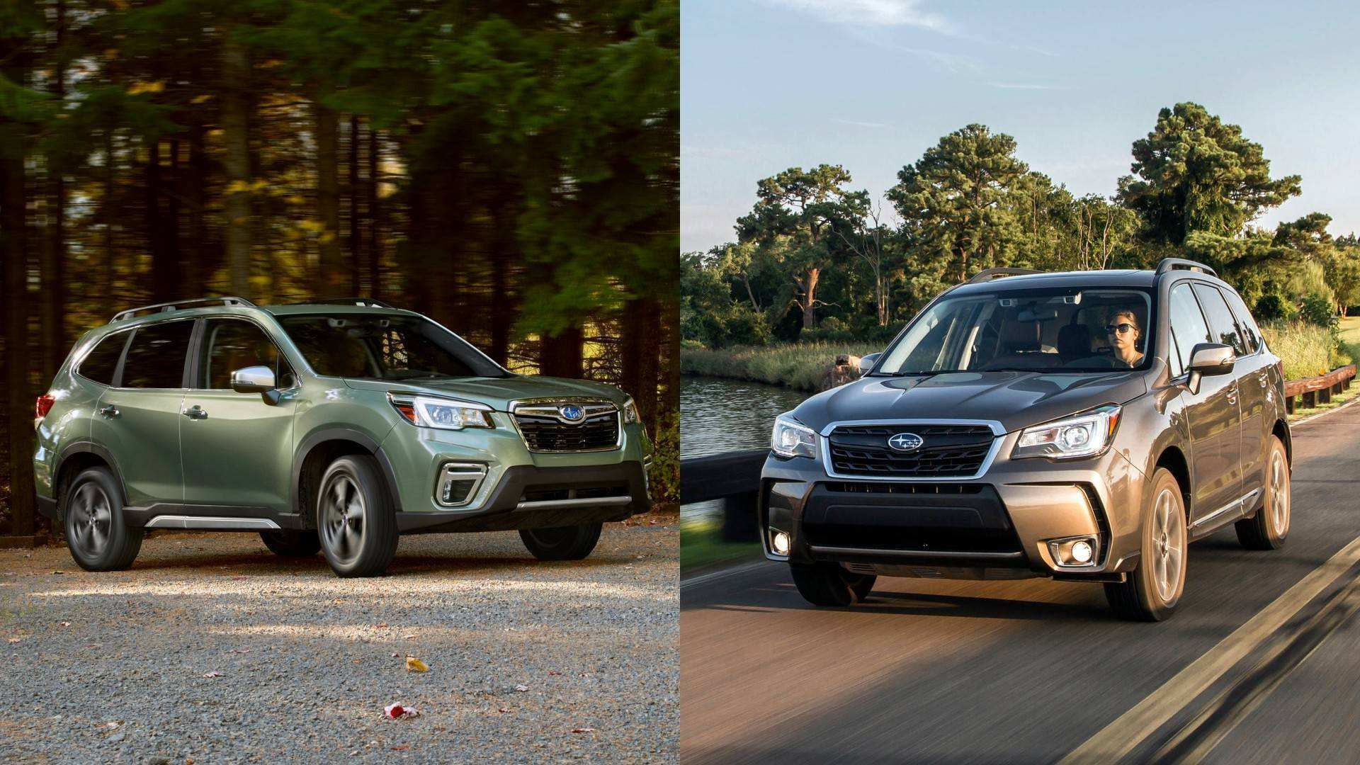 88 Best Dimensions Of 2019 Subaru Forester New Concept