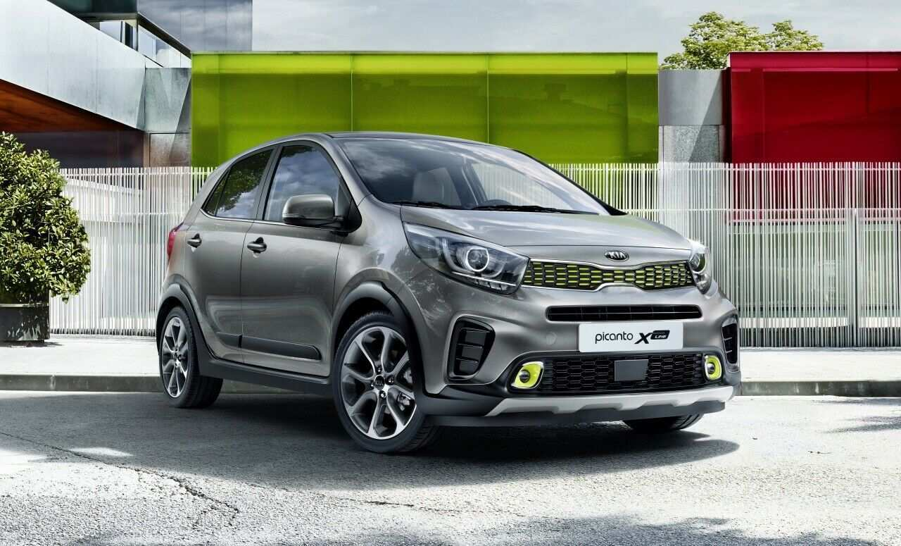 88 Best Kia Picanto 2019 Xline Ratings