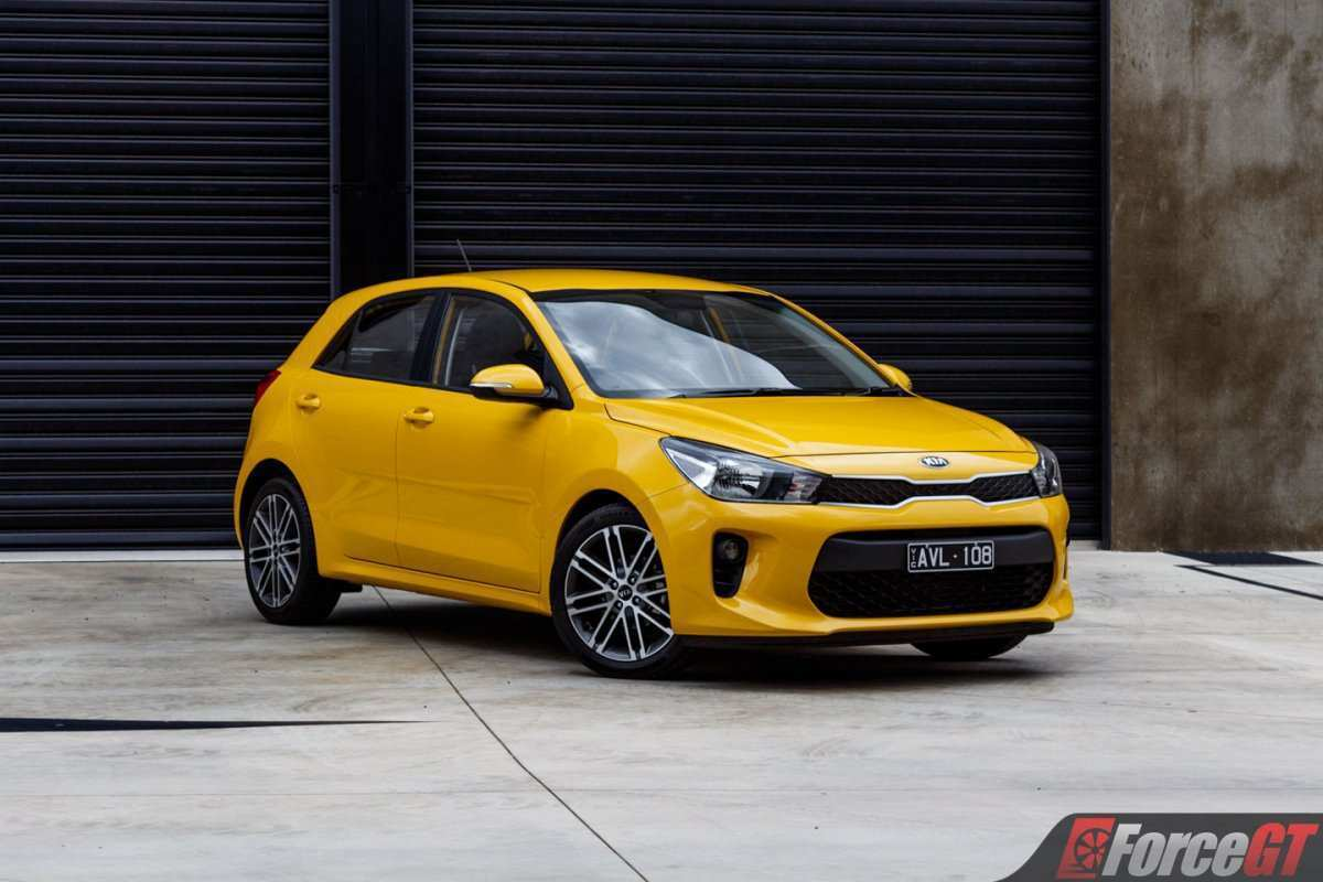 88 Best Kia Rio 2019 Review Redesign And Concept