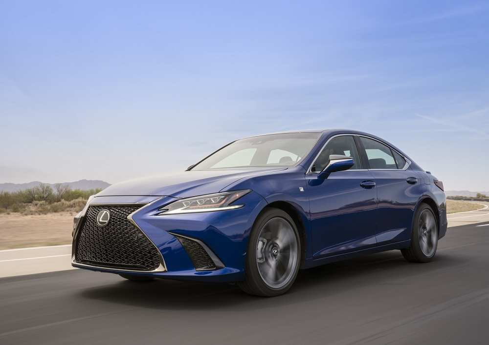 88 Best Lexus Es 2019 Vs 2018 Pricing