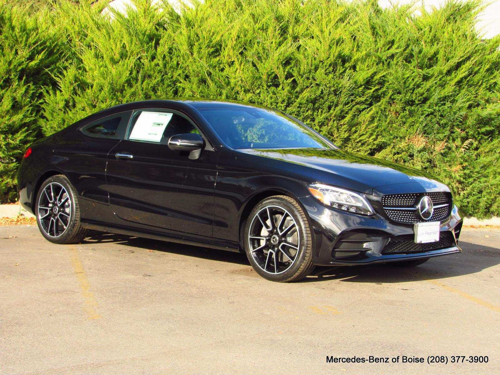 88 Best Mercedes C Class Coupe 2019 Release Date