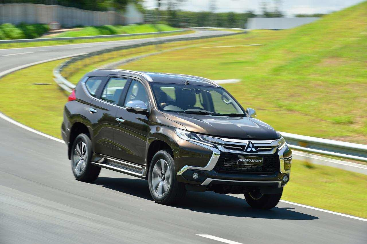 88 Best Mitsubishi Nativa 2020 Concept And Review