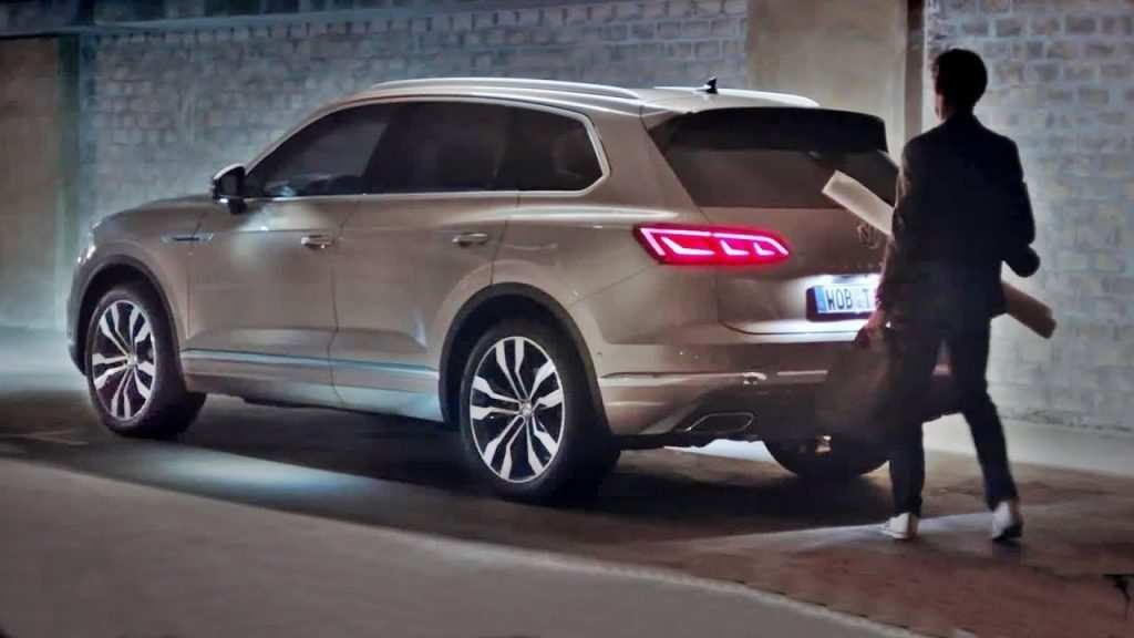 88 Best Vw Touareg 2019 Interior Reviews
