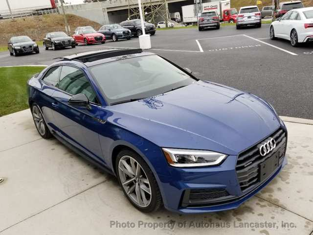 88 New 2019 Audi A5 Coupe New Review