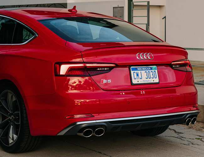 88 New 2019 Audi A5s Spy Shoot