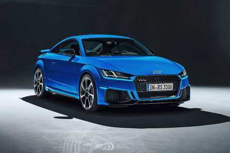 88 New 2019 Audi TT Release Date And Concept