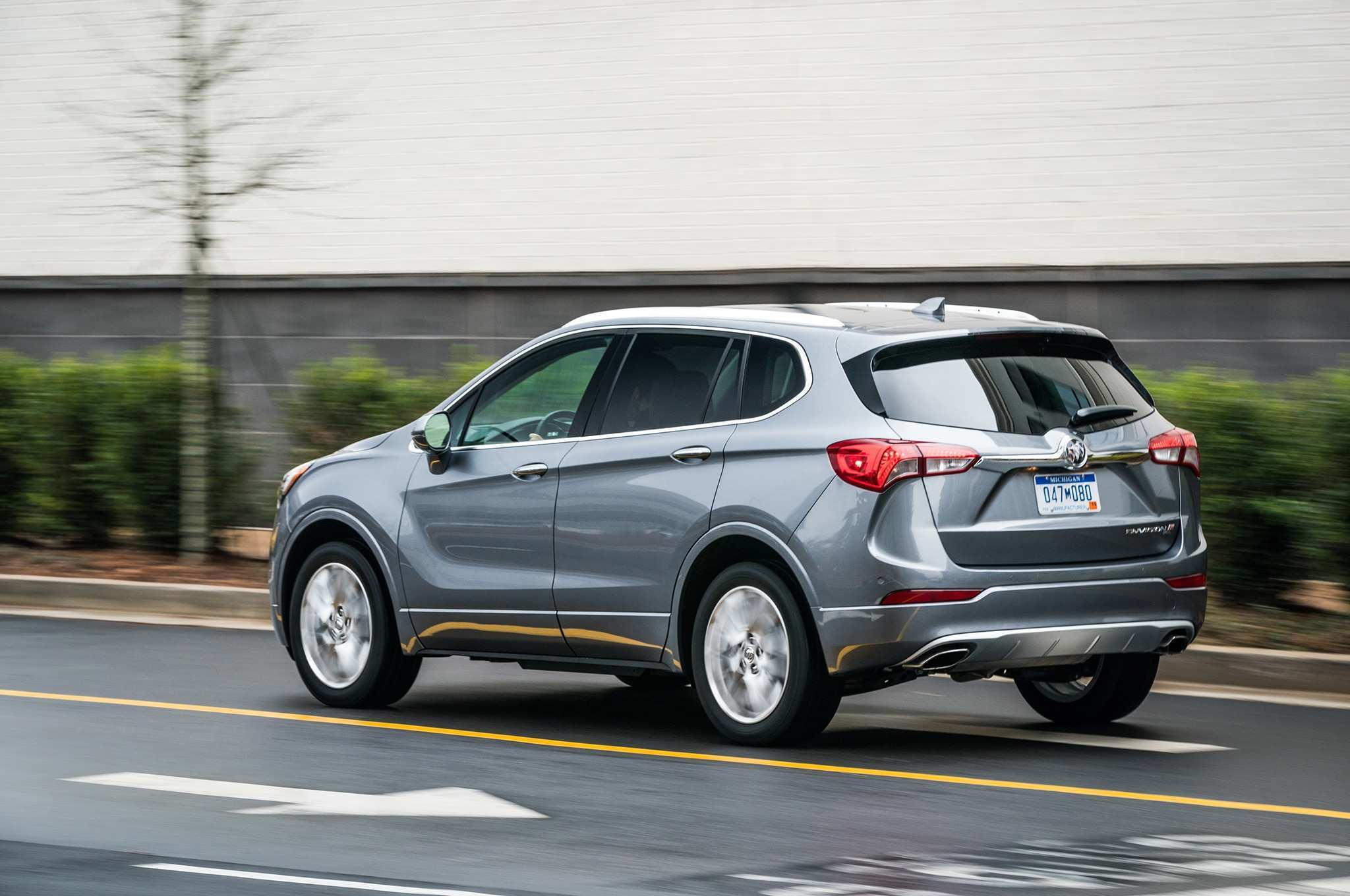 88 New 2019 Buick Envision Model