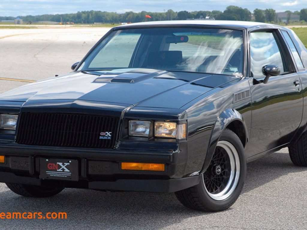88 New 2019 Buick Grand National Gnxprice Review | Review ...