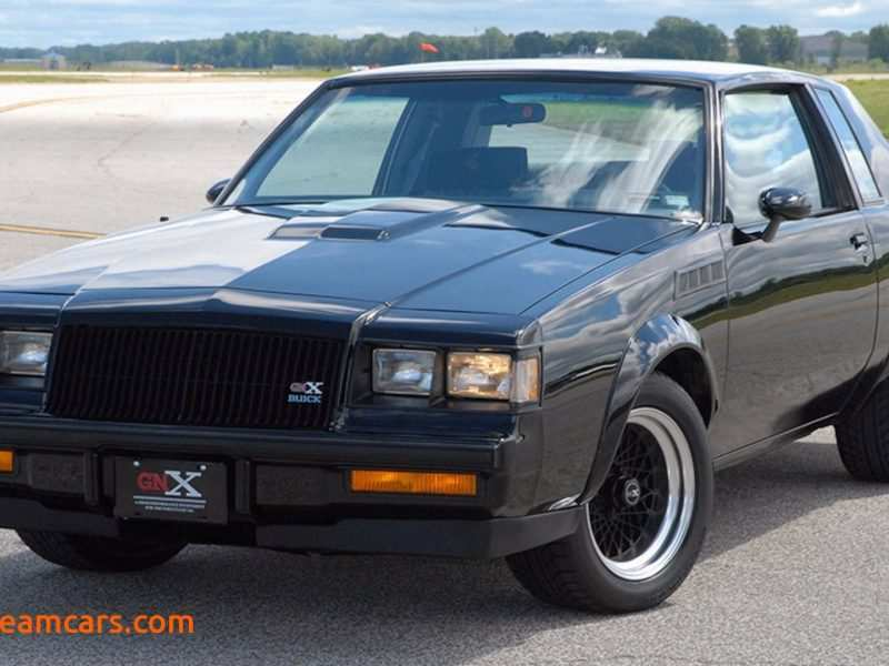 88 New 2019 Buick Grand National Gnxprice Review   Review ...