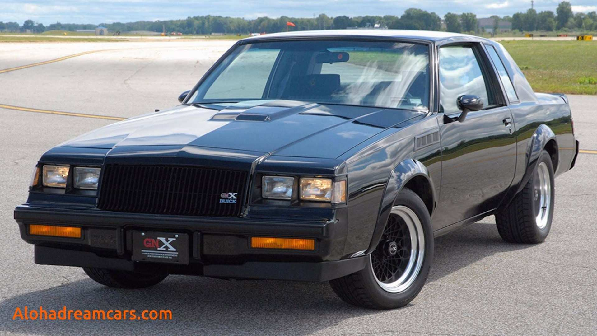 88 New 2019 Buick Grand National Gnxprice Review
