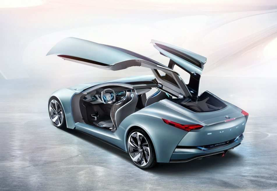 88 New 2019 Buick Riviera Concept And Review