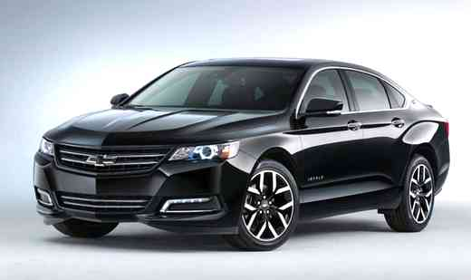 88 New 2019 Chevy Impala SS Concept And Review