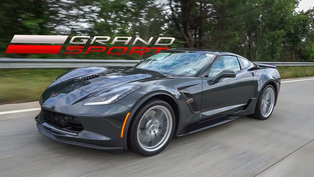 88 New 2019 Corvette Stingray Concept