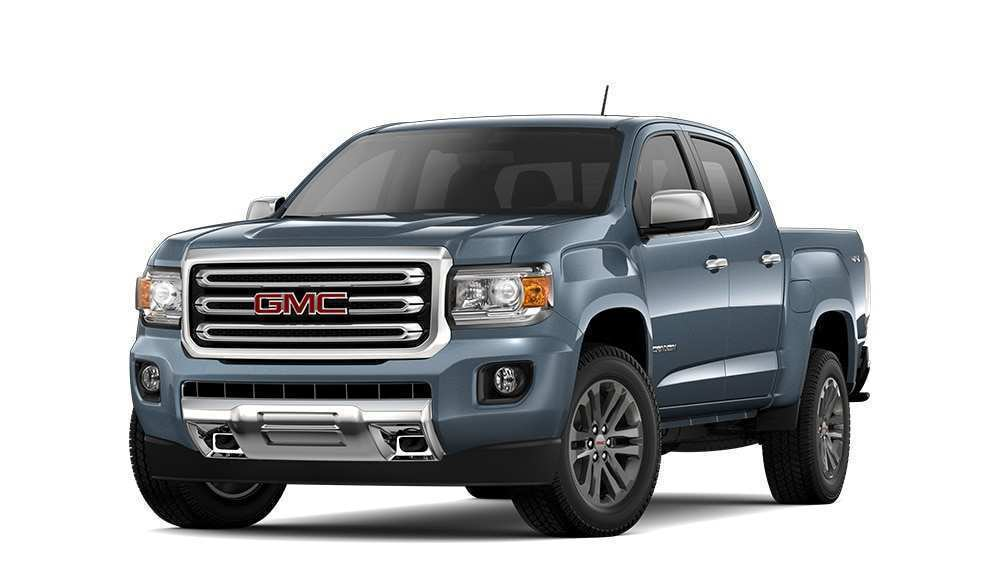 88 New 2019 GMC Canyon Wallpaper