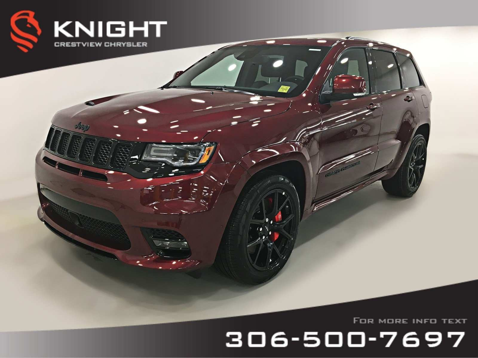 88 New 2019 Grand Cherokee Srt Redesign And Concept