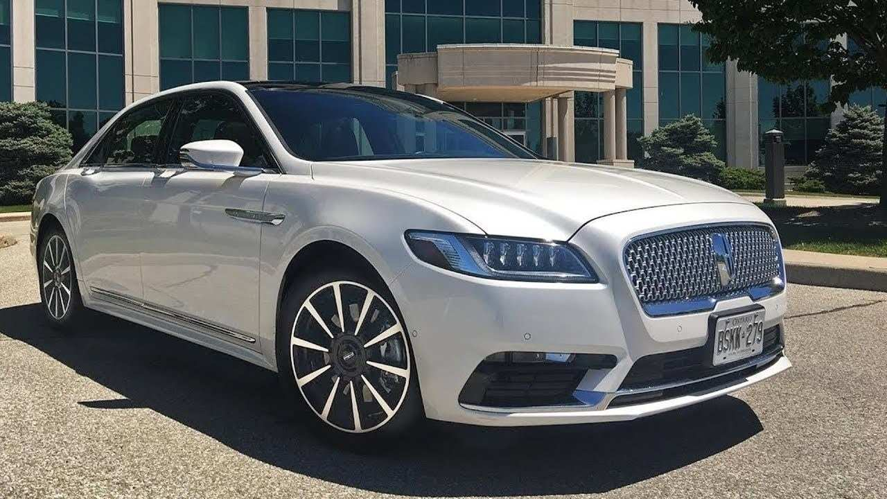 88 New 2019 Lincoln MKS Spy Photos Rumors