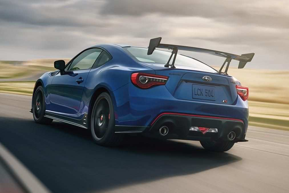 88 New 2019 Subaru Brz Sti Configurations