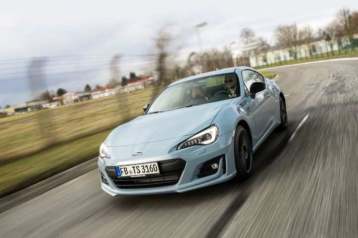 88 New 2019 Subaru Brz Sti Release Date And Concept