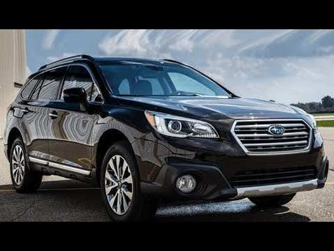 88 New 2019 Subaru Outback Redesign And Review