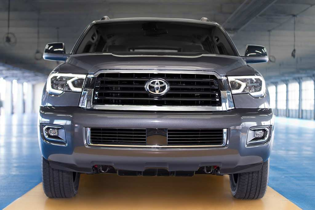 88 New 2019 Toyota Sequoia Price And Review