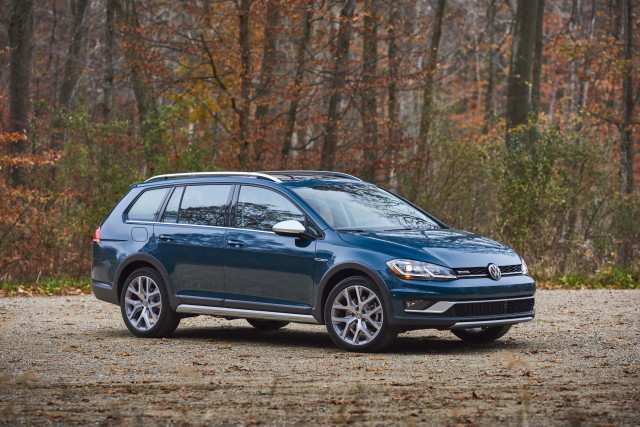 88 New 2019 Vw Golf Sportwagen Engine