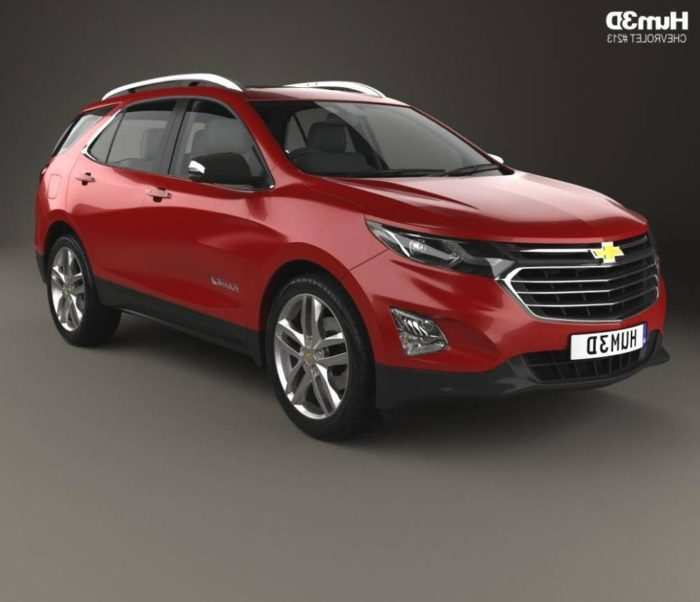 88 New 2020 All Chevy Equinox Photos