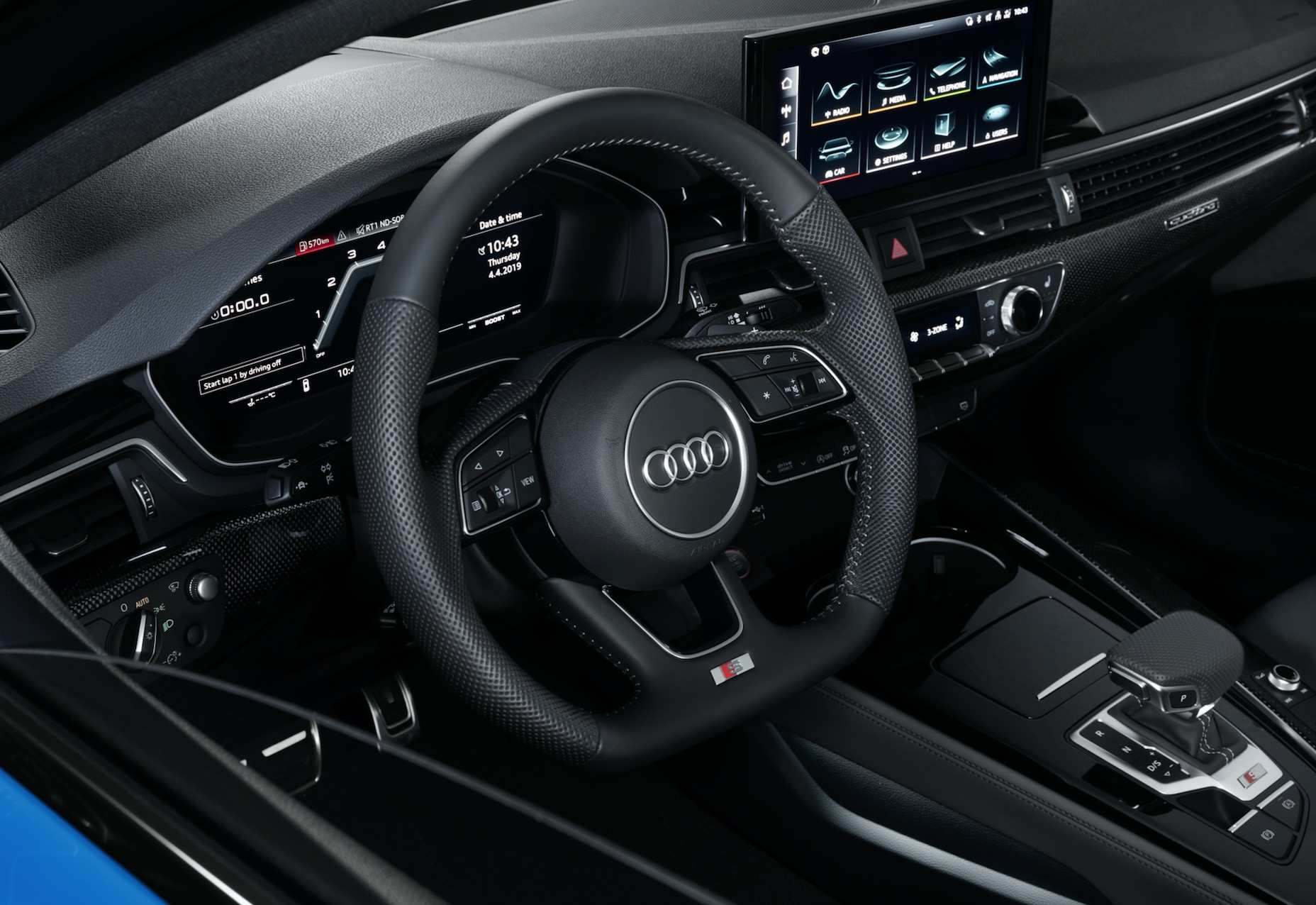 88 New 2020 Audi A4 Exterior And Interior