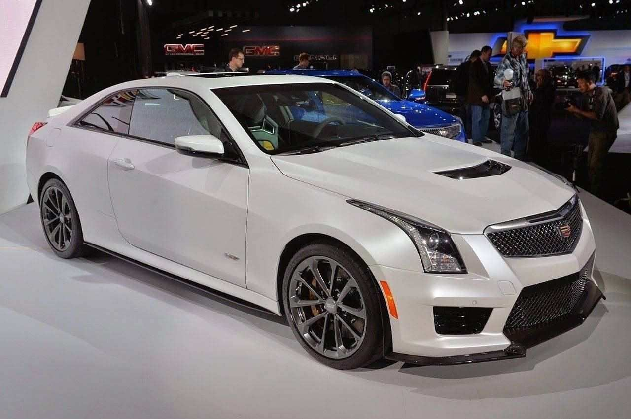 88 New 2020 Cadillac ATS V Coupe Review And Release Date