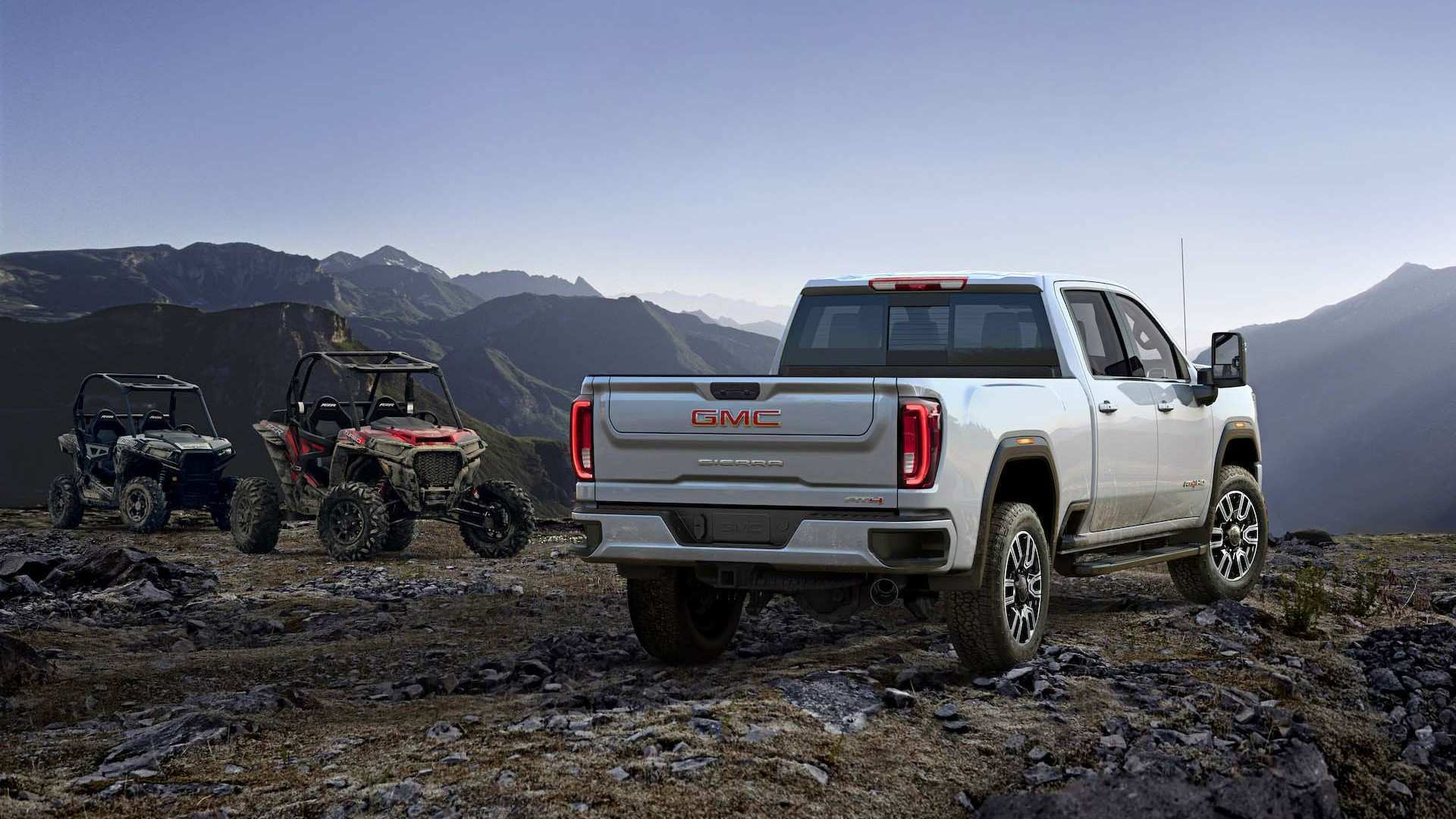 88 New 2020 GMC 2500 Unveil First Drive