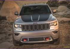 2020 Grand Cherokee Srt Hellcat