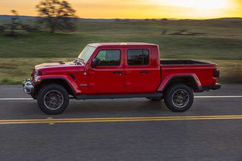 88 New 2020 Jeep Gladiator Availability Exterior And Interior